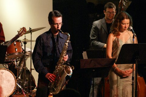 John Nastos & Jessyka Luzzi